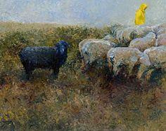 Айрис Скотт и её невероятные картины