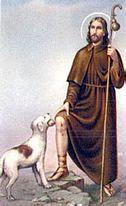Dia de São Roque (Padroeiro dos Cães)