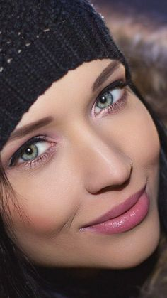 Most Beautiful Faces, Beautiful Lips, Pretty Eyes, Cool Eyes, Good Looking Women, Beauty Shots, Hazel Eyes, Cute Faces, Woman Face