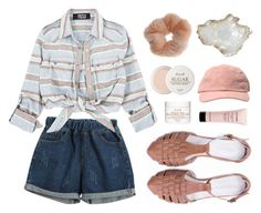 """""""tessa"""" by soym ❤ liked on Polyvore featuring Chicnova Fashion, Miss Selfridge, Pier 1 Imports, Fresh and Givenchy"""