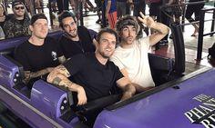 All Time Low on the Phantom's Revenge, Pittsburgh