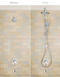 hansgrohe bathtub shower. the grohe retro-fit™ shower system transforms an existing showerhead\u2026 hansgrohe bathtub