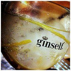 #gintonic #gin #terrace #summer #spain #lemon #limon #chufa #ginseng #fresh #valencia ©www.aunioncreatividad.com