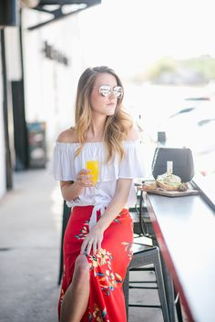 Houston, Let's Grab a Drink! | It's All Chic to Me | Houston Fashion Blogger | Style Blog