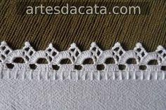 Resultado de imagen para bicos em crochet