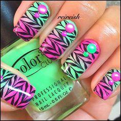 Instagram photo by reireishluvsnails #nail #nails #nailart