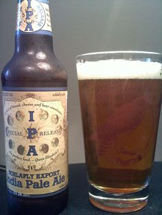 Schlafly Export IPA.....An excellent English style IPA from the folks in Saint Louis! #Beer