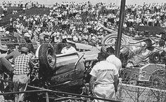 Art Pollard S Fatal Crash At Indy 500 Practice 1974