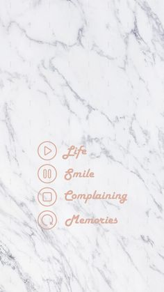 marble background, cute phone wallpapers, life and smile, complaining and memories Our gallery is full of beautiful and cute backgrounds to grace your screen. Whether it is for your phone or desktop computer, we've got you covered! Wallpaper Pastel, Cute Wallpaper For Phone, Trendy Wallpaper, Cute Wallpaper Backgrounds, Wallpaper Quotes, Cute Wallpapers, Iphone Wallpapers, Marble Wallpapers, Wallpaper Wallpapers