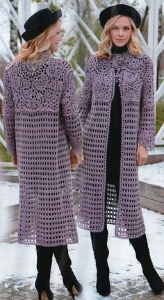 Discover thousands of images about 46 Ideas crochet shawl cardigan sweater coats Gilet Crochet, Crochet Cardigan Pattern, Crochet Jacket, Crochet Shoes, Crochet Blouse, Crochet Poncho, Crochet Clothes, Crochet Patterns, Sweater Coats