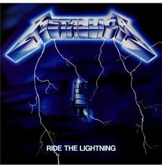 """Fade to Black"" by Metallica, from the album ""Ride the Lightning"" released in © Megaforce/Music for Nations/Elektra/Vertigo Records Lyrics: Life it see. Metallica Ride The Lightning, Fade To Black Metallica, Soundtrack, Metallica Song, Cliff Burton, The Late Late Show, Backing Tracks, Metal Albums, James Hetfield"