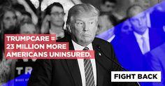 https://www.facebook.com/  Say No To Trumpcare!