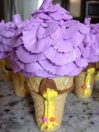 Image result for rapunzel cupcakes