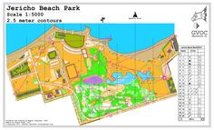 Orienteering event taking place: March 2014 - Orienteering is an exciting sport for all ages and fitness levels that involves reading a detailed map and using a compass to find checkpoints. Maps, How To Plan, Beach, Cards, Map