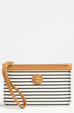 Tory Burch 'Viva' Wristlet available at #Nordstrom