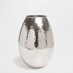 Silver-plated Vase | Zara Home | $89.95