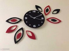 Checkout this latest Clocks Product Name: *Acrylic Wall Clock* Type: Wall Clocks Country of Origin: India Easy Returns Available In Case Of Any Issue   Catalog Rating: ★3.9 (615)  Catalog Name: Graceful Wall Clocks CatalogID_1798533 C127-SC1440 Code: 005-10054988-5121