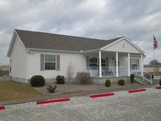 Manufactured Homes With Front Porch