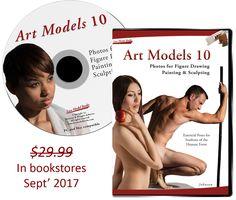 Art Models 10 disk Pose