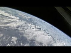 What an astronaut sees from space!