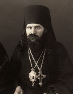 Holy Hierarch John of Shanghai and San Francisco first served as a bishop in China. In the photo: the young Vladyka John, Bishop of Shanghai. Orthodox Catholic, Russian Orthodox, Orthodox Christianity, Shanghai, Lives Of The Saints, San Francisco, Prayer Book, Orthodox Icons, People Of The World