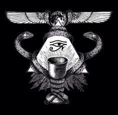 The Chalice, Holy Grail (Magnum Opus), Eye Of Horus, Wings Of Isis, The…