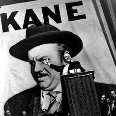 Orson Welles as Charles Foster Kane (Citizen Kane), 1941 Cinema Tv, Cinema Movies, Non Plus Ultra, Fritz Lang, Orson Welles, Chef D Oeuvre, Great Films, Film Fantastic, Film Stills