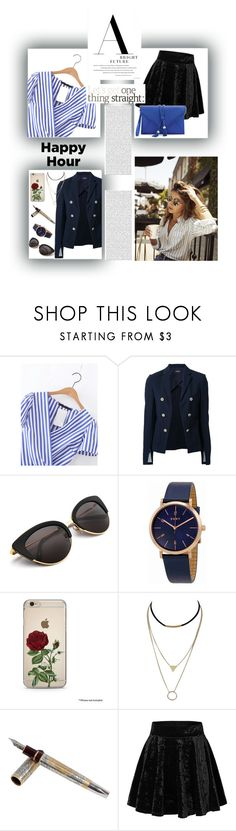 """""""Untitled #114"""" by thejanetriceas ❤ liked on Polyvore featuring Theory, DKNY, Tibaldi and White House Black Market"""