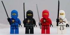 Lego Ninjago Set of 4 Ninjago Minifigures - Jay, Kai, Cole, Zane Lego,http://www.amazon.com/dp/B005UKGZ22/ref=cm_sw_r_pi_dp_PdbEsb0YCWCBFG2B