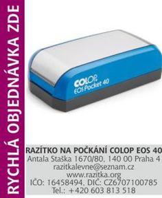 Razítko Colop Eos Pocket C 40