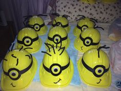 Despicable Me Party Hats