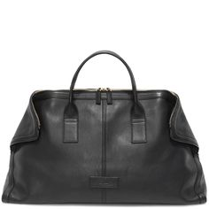 Leather De Manta Carry All Alexander McQueen   Bag   Bags And Leather Goods  