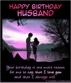 Romantic Happy Birthday Quotes For Husband