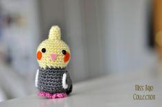 Carolina, Crochet, Amigurumis