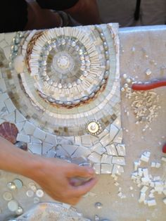 Photo Gallery - Cape Cod Mosaic Workshops