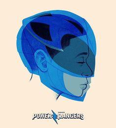 Blue Ranger by Jublin on Instagram