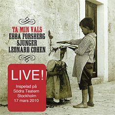 Found Kärlekens Systrar-Sisters Of Mercy (Live) by Ebba Forsberg with Shazam, have a listen: http://www.shazam.com/discover/track/57930707