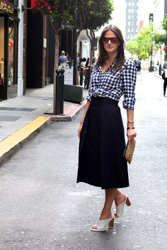 """LOVE the shoes. And everything else. From """"Fashion Editors Who Love Zara"""" 