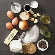 Looking to save on fat, calories, or sodium in your favorite recipes? Use this list of popular healthy ingredient substitutes.