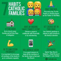 7 Habits of Catholic Families