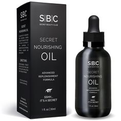 Nourishing Face Oil by Secret Beauty Club with Jojoba, Rosehip and Argan Oils, Vitamin C and Vitamin E * You can get more details by clicking on the image.