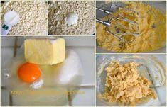 Τάρτα μήλου με κρέμα βανίλιας - cretangastronomy.gr Cereal, Grains, Dairy, Cheese, Breakfast, Desserts, Food, Pies, Morning Coffee