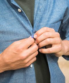 Supply Shirt in Chambray   Men's Shirts   Outerknown