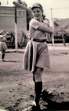 Dottie Schroeder (1928 – 1996) was a shortstop who played from 1943 through 1954 in the All-American Girls Professional Baseball League .She was born in Champaign, Illinois. Listed at 5 ft 7 in (1.70 m), 150 lb., Schroeder batted and threw right-handed.