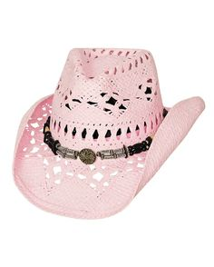 Women's All Summer Long Hat - Pink