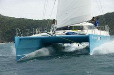 Mumby Catamaran