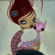 Caia Koopman is one of my fav artist.