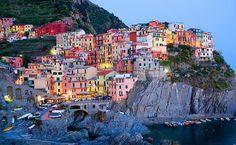 Cinque Terre Manarola - Italy :