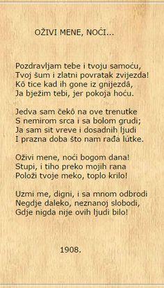 croatian serbian relationship poems