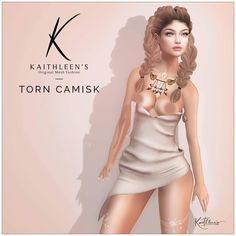 https://flic.kr/p/SC6NSd | Kaithleen's Torn Camisk for We <3 RP | Kaithleen's Torn Camisk for We <3 RP  - 100% original mesh - Maitreya Lara, Belleza Freya-Isis and Venus, Slink body  Take taxi and check this out :  maps.secondlife.com/secondlife/Riverhunt/129/135/22